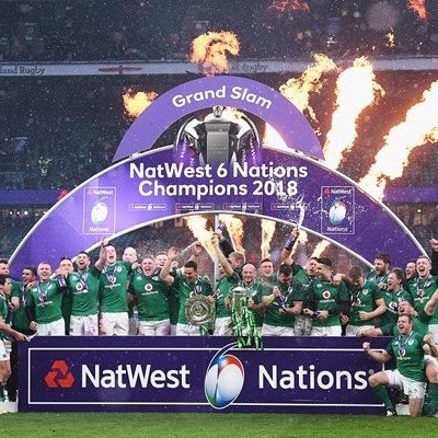 Legends of Rugby: Every 6 Nations Grand Slam Winning Team