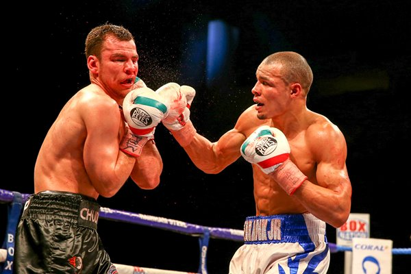 Chris Eubank Jnr v Dmitry Chudinov 2015