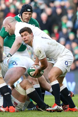 Ben Youngs England v Ireland 2015