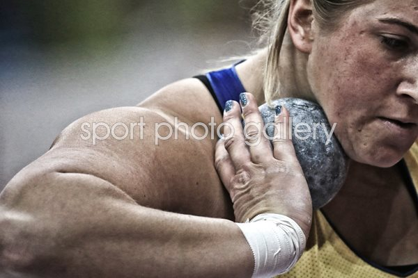 Fanny Roos European Athletics Indoor Championships 2015