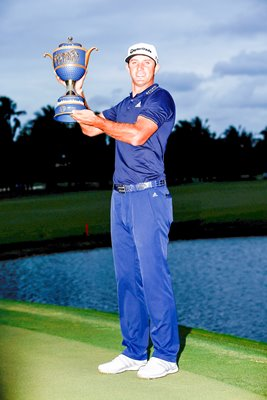 Dustin Johnson World Golf Championship