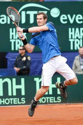 Andy Murray Great Britain Davis Cup 2014