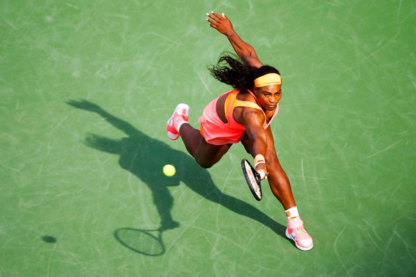 2015 Serena Williams Indian Wells California