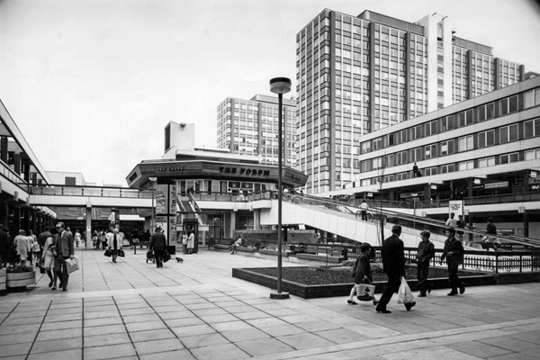 Whitgift Centre 1970
