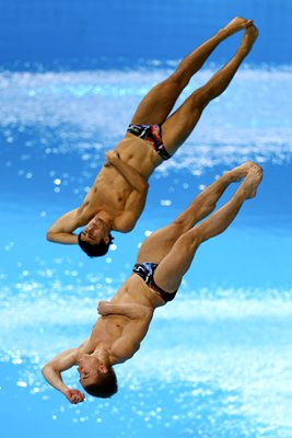 Chris Mears Jack laugher FINA/NVC Diving World Series 2015