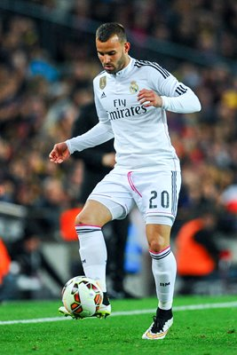 Jese Rodriguez Barcelona v Real Madrid 2015