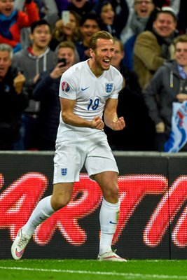 2015 Harry Kane England v Lithuania