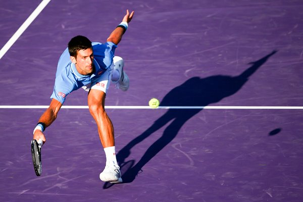 2015 Novak Djokovic Miami Open Key Biscayne