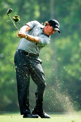 2015 Phil Mickelson Houston Open
