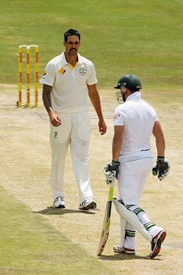 Mitchell Johnson Australia v South Africa Centurion 2014
