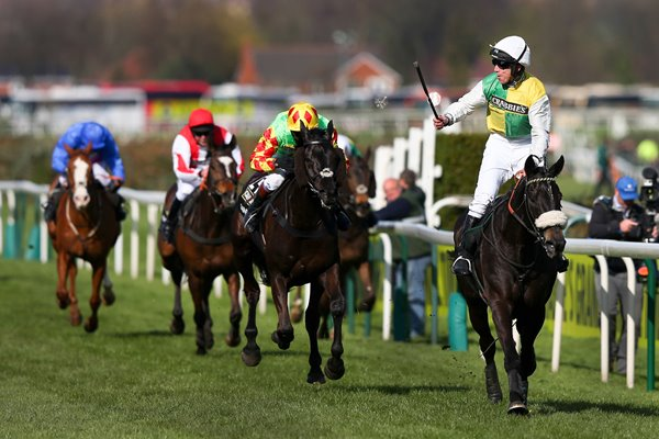 Many Clouds Grand National 2015