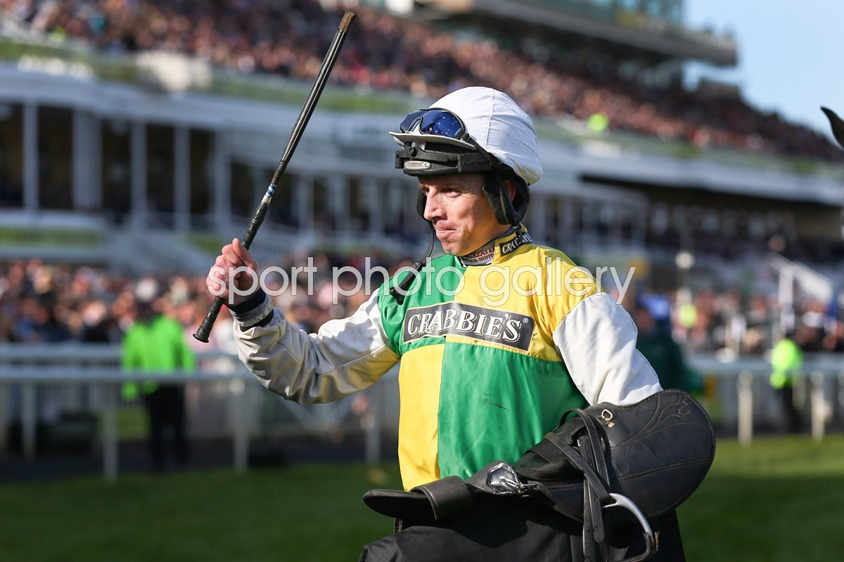Leighton Aspell Grand National 2015