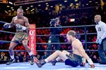 Andy Lee v Peter Quillin New York 2015 Prints