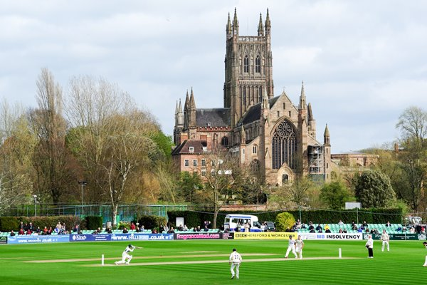Worcestershire v Yorkshire 2015