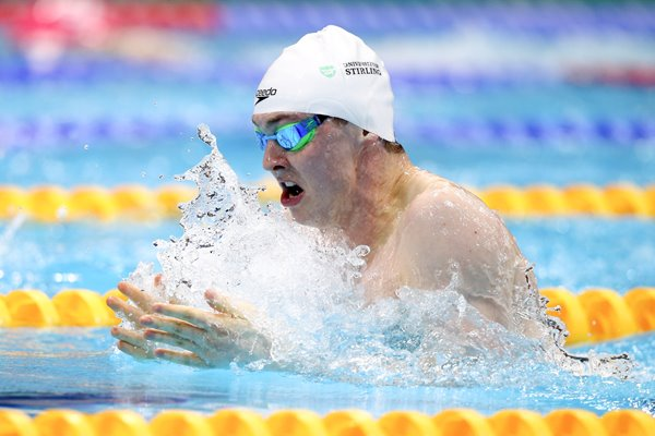 Ross Murdoch British Swimming Championships 2015