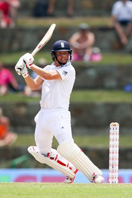 Gary Ballance England v West Indies Antigua 2015