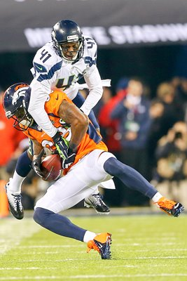 Thomas Denver Broncos v Maxwell Seattle Seahawks