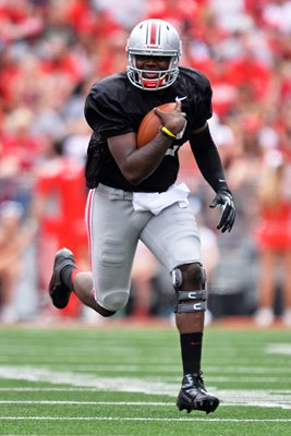 Cardale Jones Ohio State Spring 2915