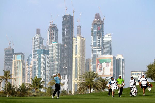 Westwood and Woods - Dubai 2011