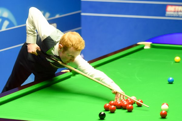 Anthony McGill World Snooker Championship 2015