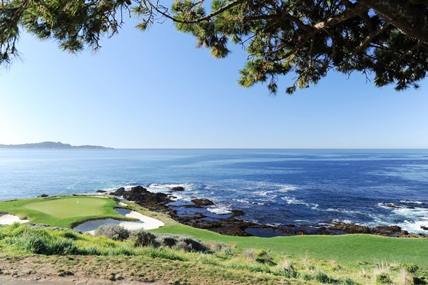 AT&T Pebble Beach Golf Links, California