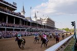 American Pharoah wins 2015 Kentucky Derby Churchill Downs Prints