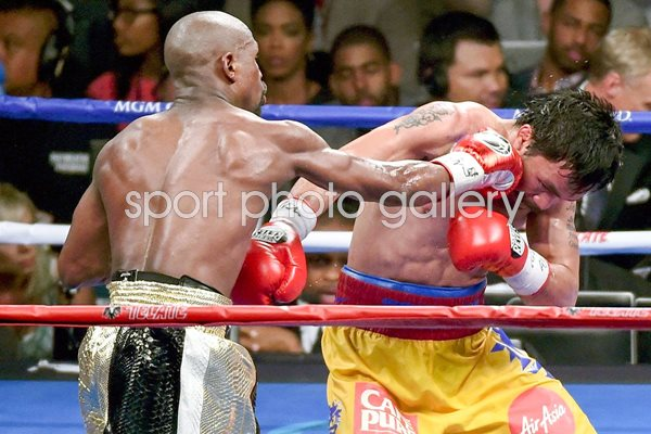 Floyd Mayweather Jr. v Manny Pacquiao  MGM Grand 2015