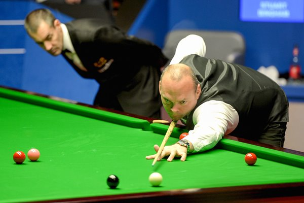 Stuart Bingham World Snooker Championship 2015