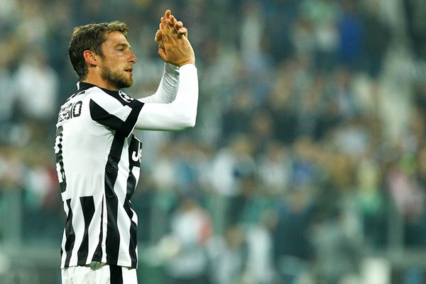 Claudio Marchisio Juventus v Real Madrid 2015