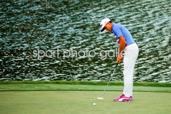 Rickie Fowler THE PLAYERS Championship 2015
