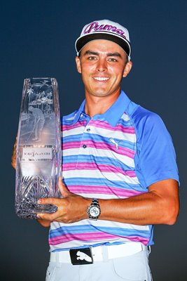 2015 Rickie Fowler PLAYERS Championship winner