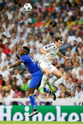 Gareth Bale Real Madrid v Paul Pogba Juventus 2015