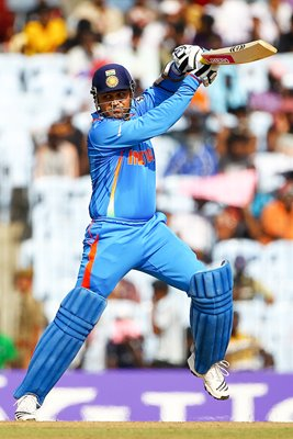 Virender Sehwag World Cup 2011 acion