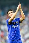 Alvaro Morata Juventus v Real Madrid Bernabeu 2015 Mounts