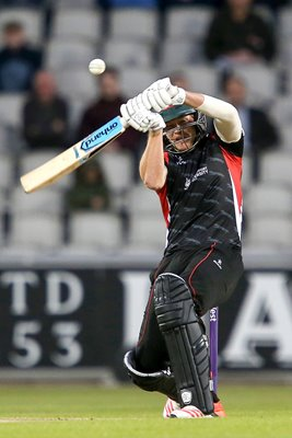 Tom Wells Leicestershire v Lancashire 2015