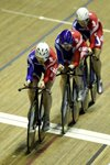 Sarah Storey UCI Track Cycling World Cup 2011 Canvas