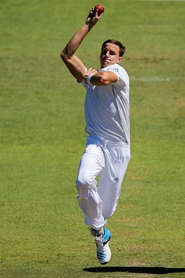 Morne Morkel South Africa v Australia Port Elizabeth 2014