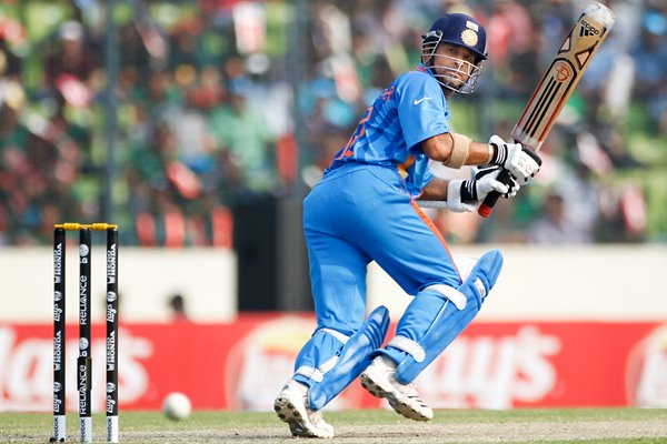Sachin Tendulkar of India World Cup 2011