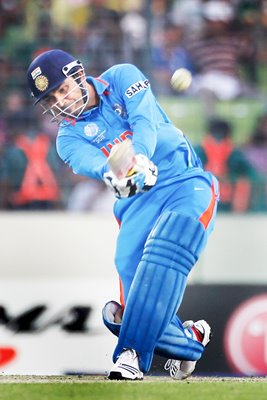 Sehwag power for India - 2011 World Cup