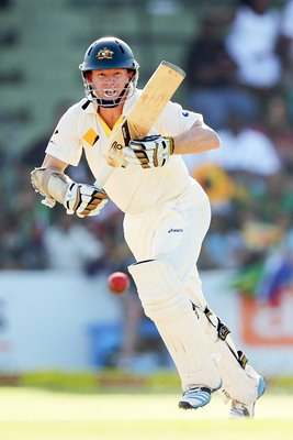 Chris Rogers Australia v South Africa Port Elizabeth 2014