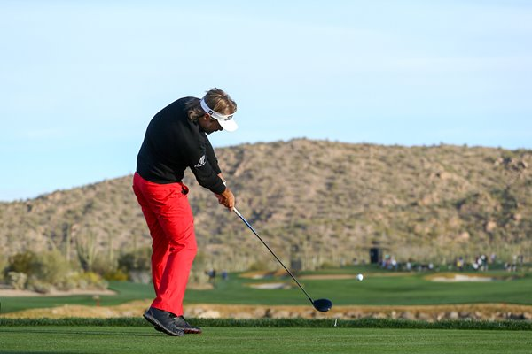 Victor Dubuisson France WGC Matchplay Arizona 2014