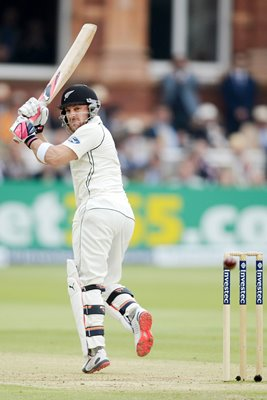 Brendon McCullum New Zealand v England Lords 2015