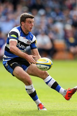 George Ford Bath Rugby v Leicester Tiger Semi Final 2015