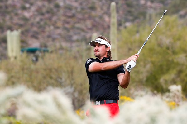 Victor Dubuisson France WGC Matchplay Final Arizona 2014