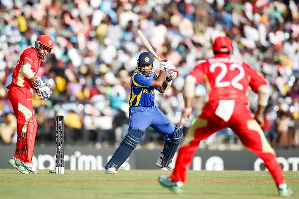 Mahela Jayawardena v Canada 2011 World Cup