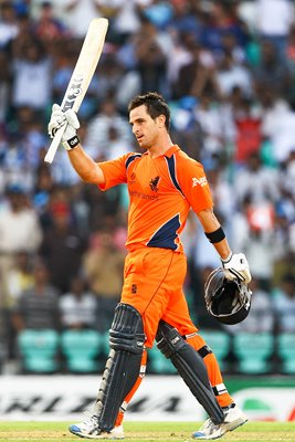 Ryan ten Doeschate World Cup 100