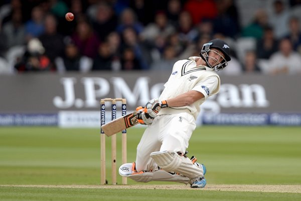BJ Watling New Zealand v England Lords 2015