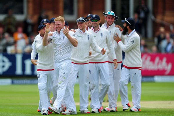 Ben Stokes England v New Zealand Lords 2015