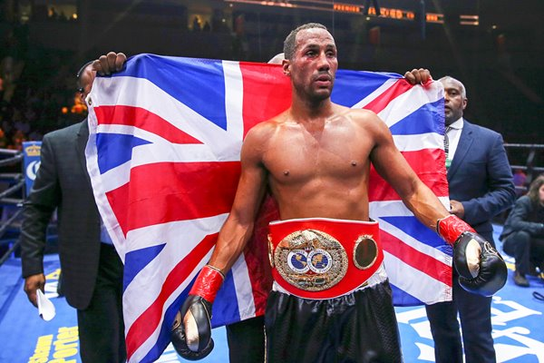 James DeGale beats Andre Dirrell Boston 2015