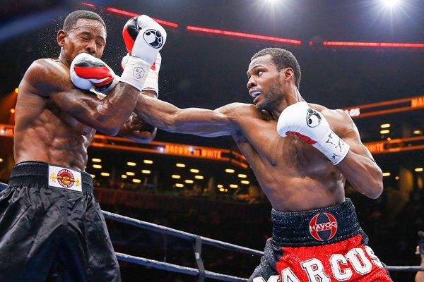 Marcus Browne v Cornelius White New York 2015
